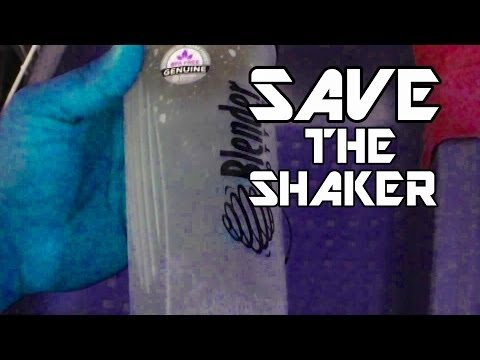 How 2 Save Your Shaker Cup From The Smell Of Death