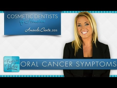 Oral Cancer Symptoms: How Do You Know if You Have Oral Cancer?