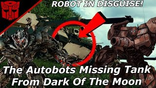 The Secret Autobot In DOTM Transformers Movie Steeljaw(EXPLAINED