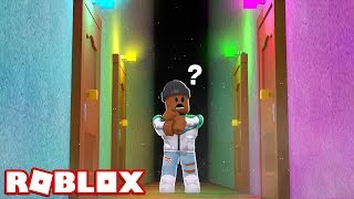 GUESS THE CORRECT DOOR OR DIE IN ROBLOX