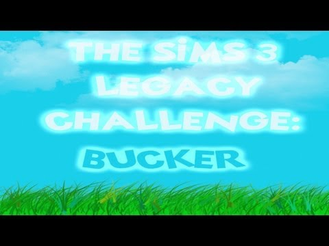 The Sims 3 - Let's Play : Legacy Challenge Episode 18 Diving Boards!