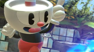 CUPHEAD IS IN SMASH - Smash Ultimate Reaction