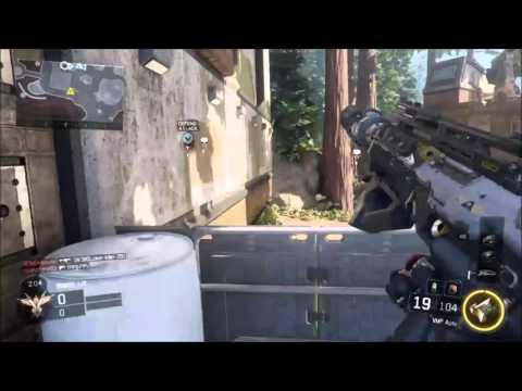 Call of Duty Black Ops 3 - Smoke Grenade Power!!!!
