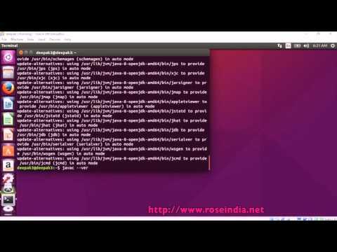 How to install Open JDK 8 on Ubuntu 15.10?