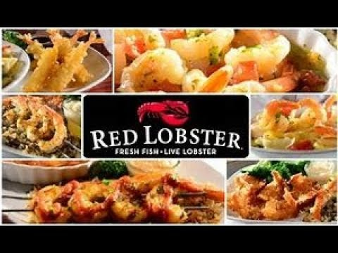 RED LOBSTER MUKBABG - Come Join Me!!!
