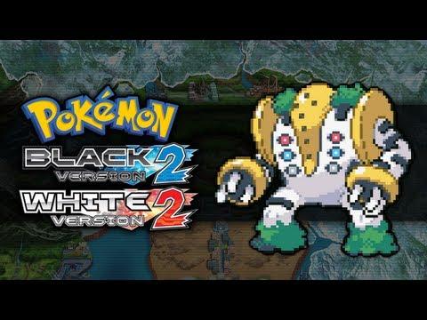 Pokemon Black 2 and White 2 | How To Get Regigigas