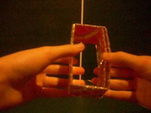 Rubik's Magic - How to make the cube.