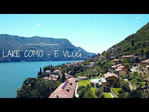 LAKE COMO Family Trip - Italy Vlog