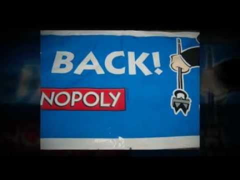 Rare McDonald's Monopoly Banner 2011- On Ebay