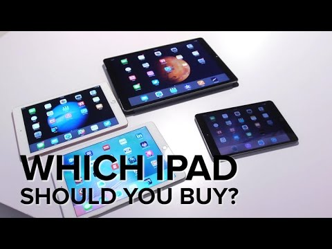 How to choose your next iPad (CNET How To)