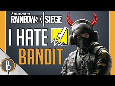 I HATE Bandits!!! THE ROAD TO DIAMOND RANK