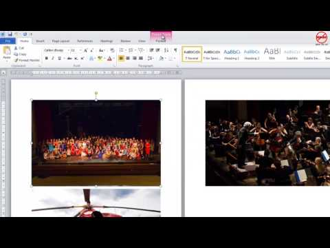 Word Documents - Compressing Images to Make File Size Smaller