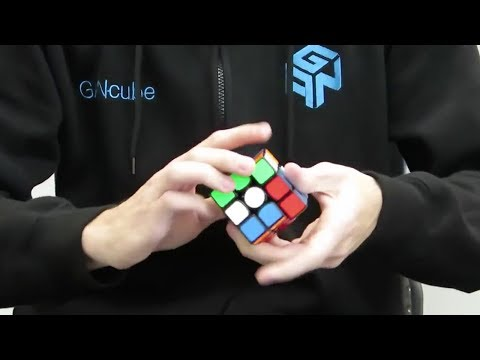 Man breaks Rubik's Cube world record in 4.22 seconds