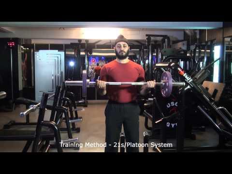 Training Method - 21s/Platoon System
