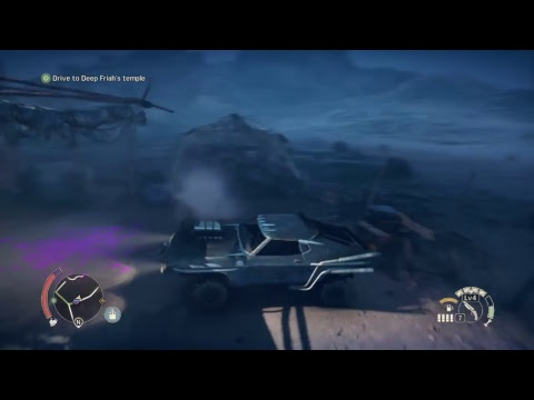 Mad Max Live Gameplay - Part 4