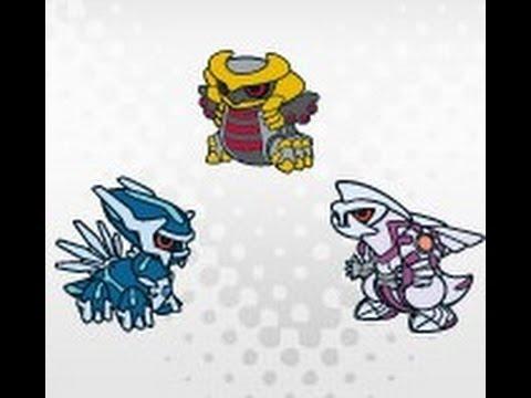 How to Unlock PALKIA DIALGA GIRATINA February PokeDolls for your Pokemon PGL Dream Home