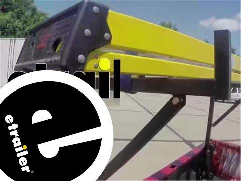 review erickson side mount truck bed ladder rack em07708 - etrailer.co