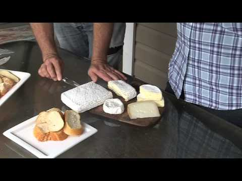 Visit to Nimbin Valley Dairy to see their Goat cheese making