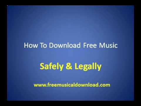 How To Download Free Music Safely & Legally