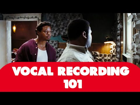 How 'Not' To Record Rap Vocals (Tutorial)