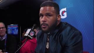 "Aaron Donald ""I Feel Like I Let My Team Down"" 