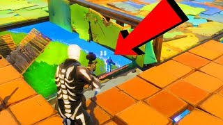 NO SCOPING FOR THE WIN! (Fortnite Battle Royale)
