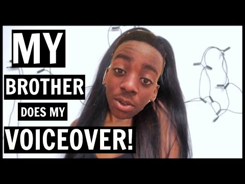 Brother Does My Voiceover | Soft Pink Makeup Tutorial!