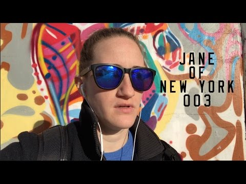 SHIFT WORK VS 9-5, FINDING MOTIVATION & A MOP & BROOM | Jane of New York 003