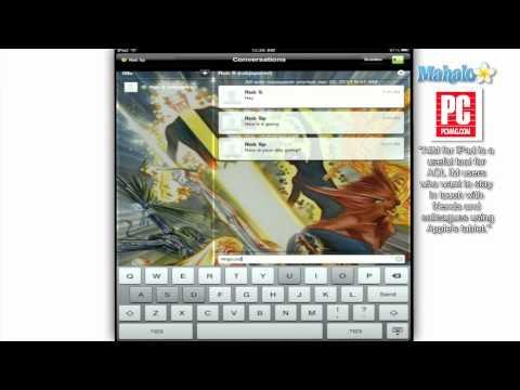 AIM iPad App Review