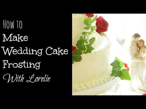 How to Make Wedding Cake Frosting Italian Meringue Buttercream