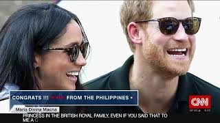 CNN International   Prince Harry is engaged to American actor Meghan Markle