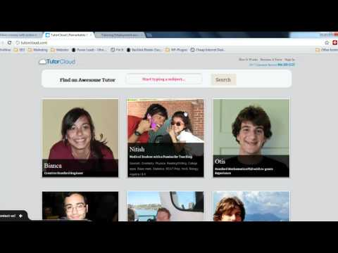 Make money with online tutoring jobs