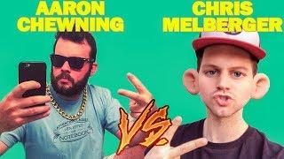 Aaron Chewning Vines Vs Chris Melberger Vines (W/Titles) Best Vine Compilation 2016