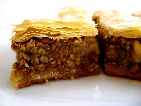 How To Make Baklava: Quick and Easy Recipe