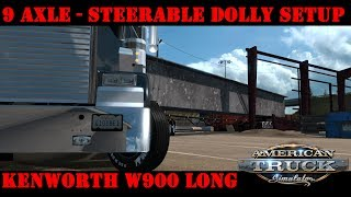 American Truck Simulator: SCS Peterbilt 389 - Day Cab on