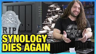 Second Synology NAS Failure in 5 Months