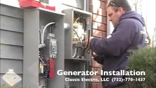 Generac 20 Kilowatt Standby Generator Installation