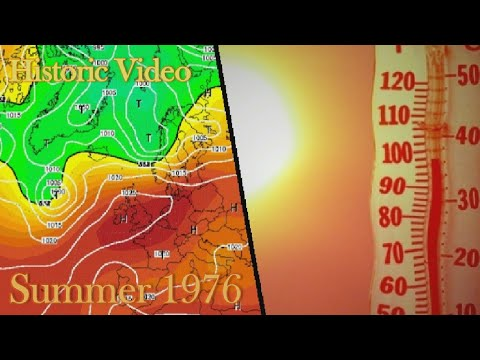 Historic Weather - Summer 1976