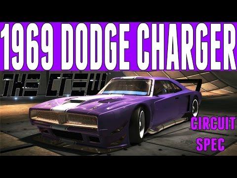 The Crew Car Build : Circuit Spec 1969 Dodge Charger R/T Car Build
