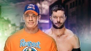 John Cena vs Finn Balor Promo | WWE Wrestlemania 34