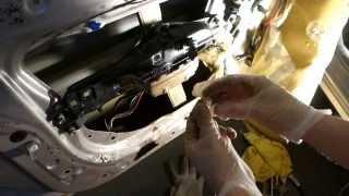 How To Replace Door Lock Cylinder Toyota Corolla Key Lock