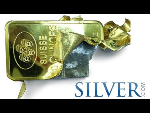 How to Test for Fake Silver & Gold Bullion INFOGRAPHIC by Silver.com