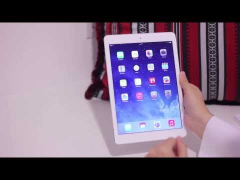 What's in the box? iPad Air Unboxing | Vodafone Qatar
