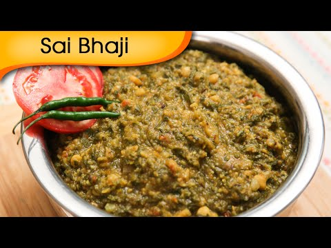 Sai Bhaji - Spinach And Mixed Vegetables Recipe - Easy Main Course Recipe By Ruchi Bharani