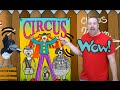 Funny Clown Steve English Story For Kids Steve And Maggie