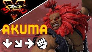 Sfv Akuma Vs Urien Racing Demon