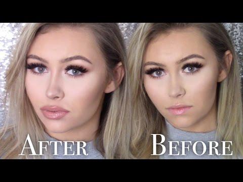 XXL Lips, Small Nose - No Surgery ! | Paulinamary
