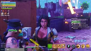 INSANE Scammer Gets Scammed For All His Guns (FORTNITE SAVE THE WORLD) *MUST WATCH*