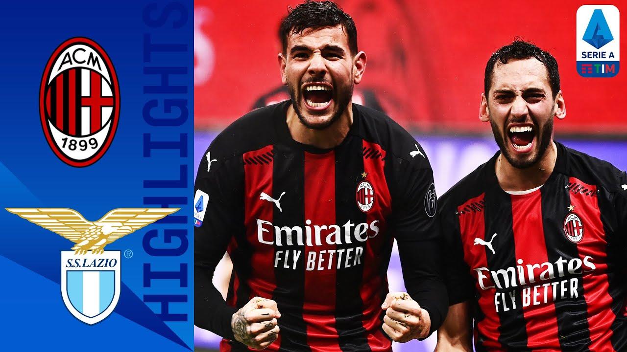 Milan 3-2 Lazio | Hernandez Seals Win in Epic 5-Goal Thriller! | Serie A TIM