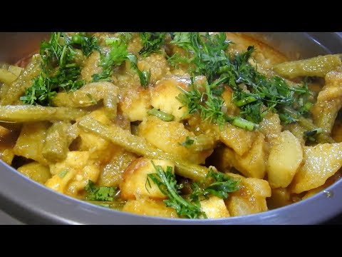 Moringa/Drumstick paneer dish - One of the best food for controlling diabetic